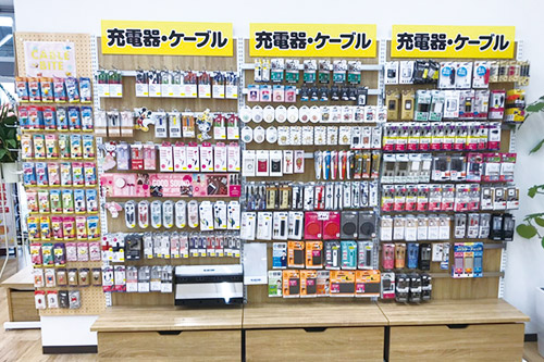 TOP1町田 スマホアクセサリーコーナー