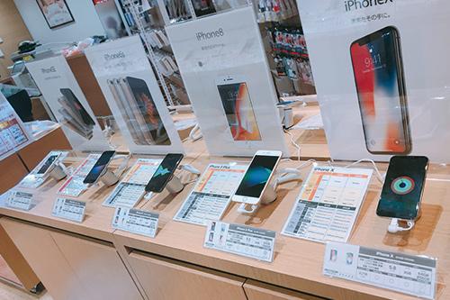 渋谷 携帯 スマホ ガラケー