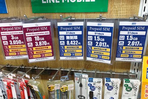 渋谷 スマホ 格安SIM