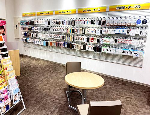 UQスポット イオンモール北戸田 スマホアクセサリー