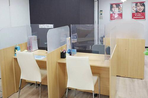 ワイモバイル蒲田東 カウンター2
