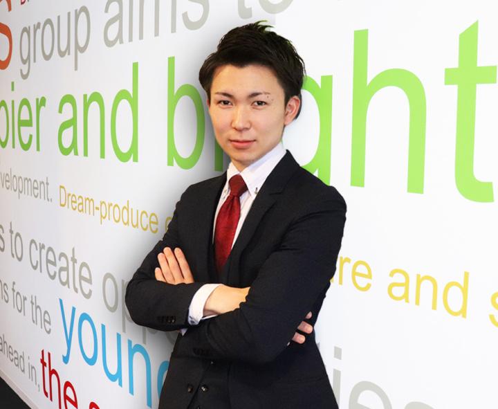 2019入社(2年目/副店長)K.Toshiyuki