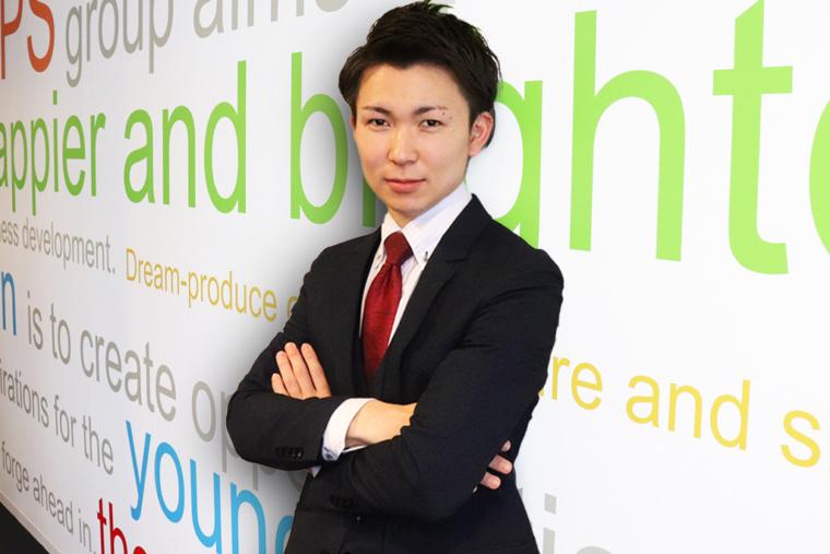 2019入社(3年目/店長)K.Toshiyuki