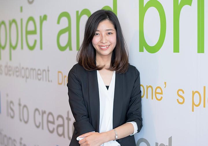 2012入社(10年目) K.Hana
