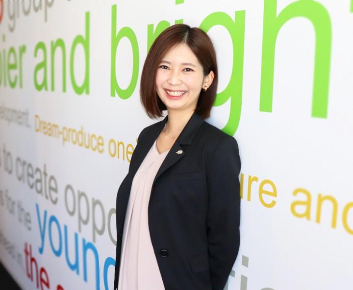 2018入社(4年目/秘書 兼 総務)K.Haruka
