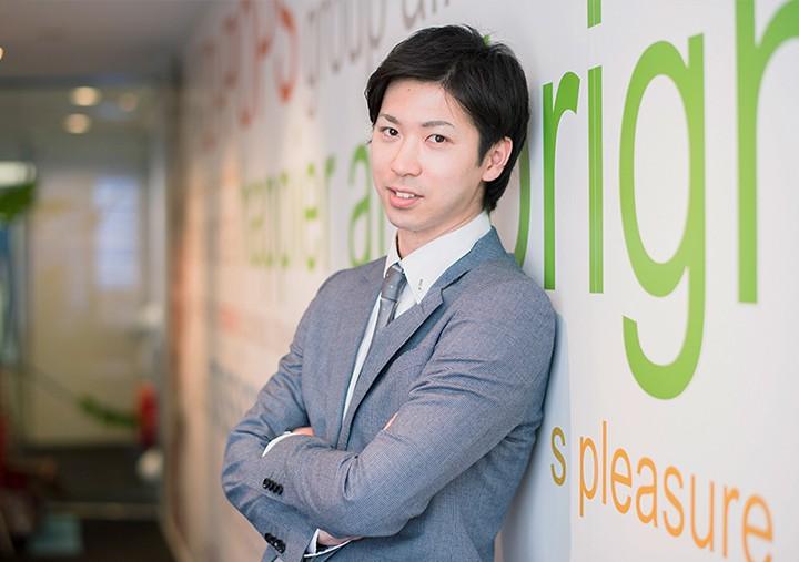 2012入社(10年目/常務執行役員 営業本部長) M.Shoto