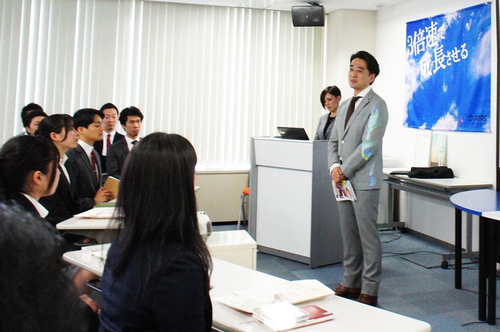 2016年度 新卒入社式-hori