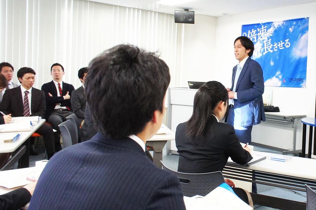 2016年度 新卒入社式-iwama