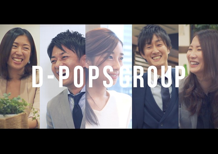 D-POPS GROUP MOVIE