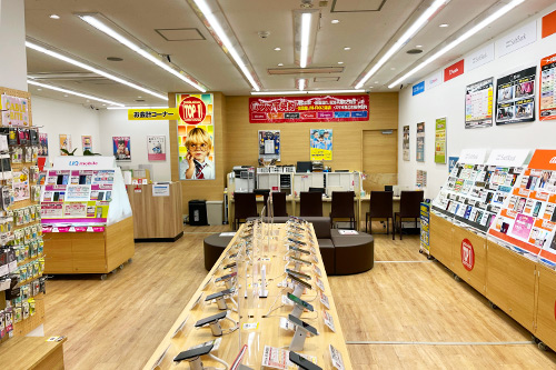 TOP1町田 Wi-Fiコーナー