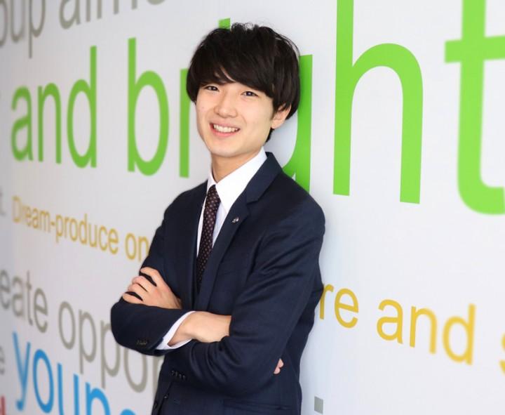2018入社(4年目/店長) I.Kazuki