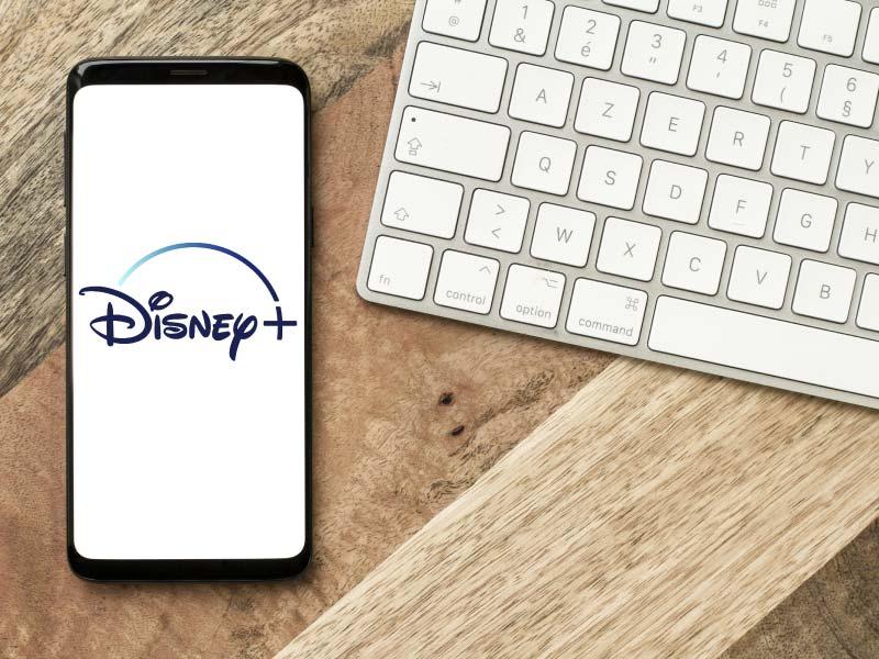 VOD(動画配信サービス) 比較 Disney+(ディズニープラス)