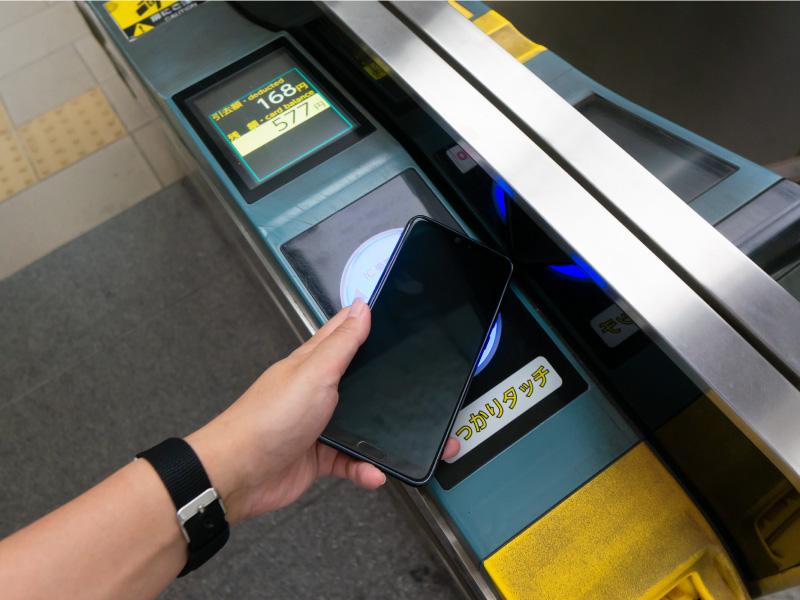 PASMO(パスモ) 自動改札口ICカード