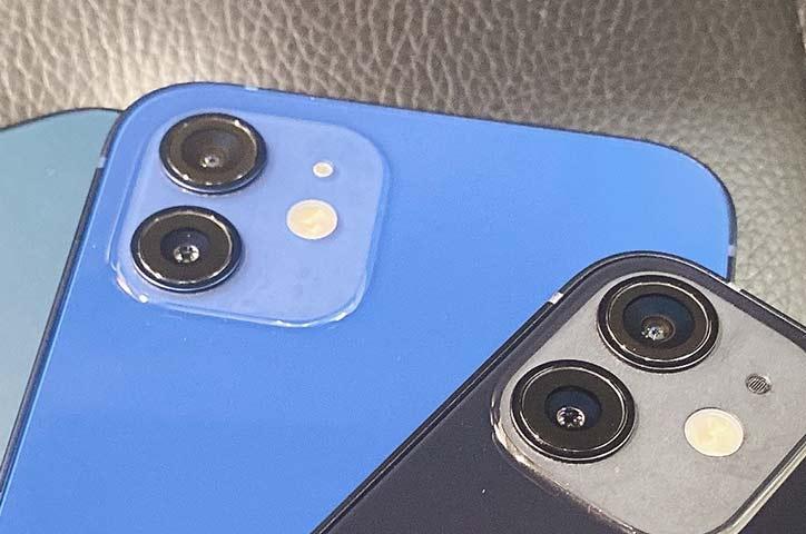 iPhone 12 mini 超広角カメラ