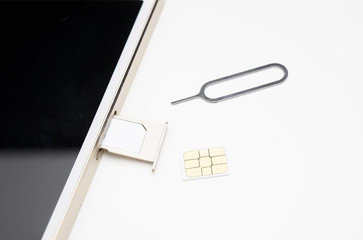 MVNO楽天モバイル MNP予約番号発行 SIMカード返却