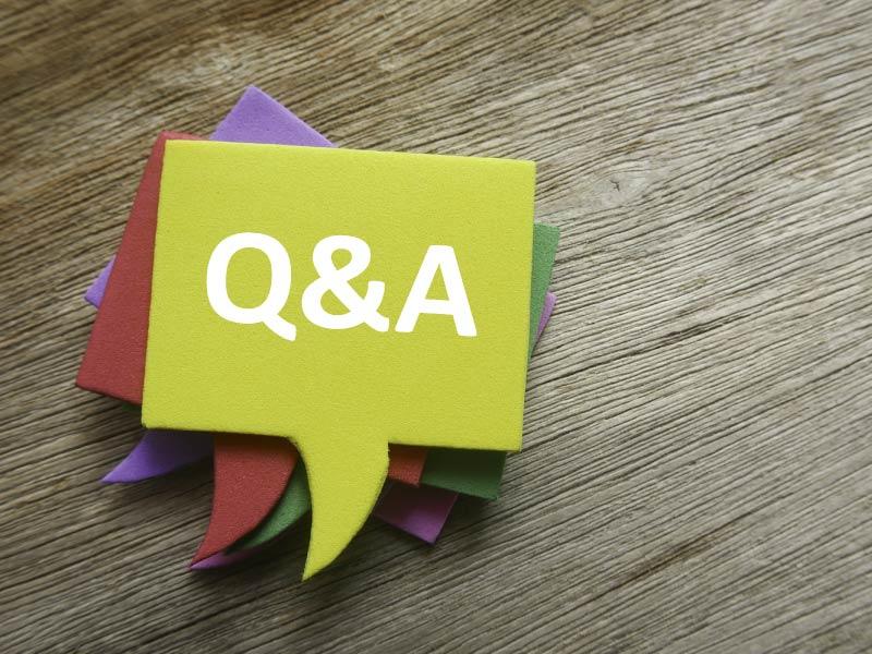 Q&A au povo