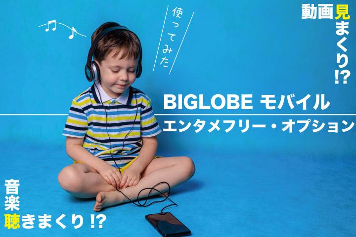 【格安SIM】料金は?通信速度は?BIGLOBE モバイル徹底解説