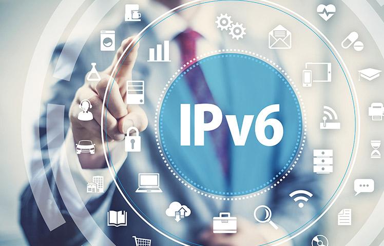 ドコモ光 IPv6