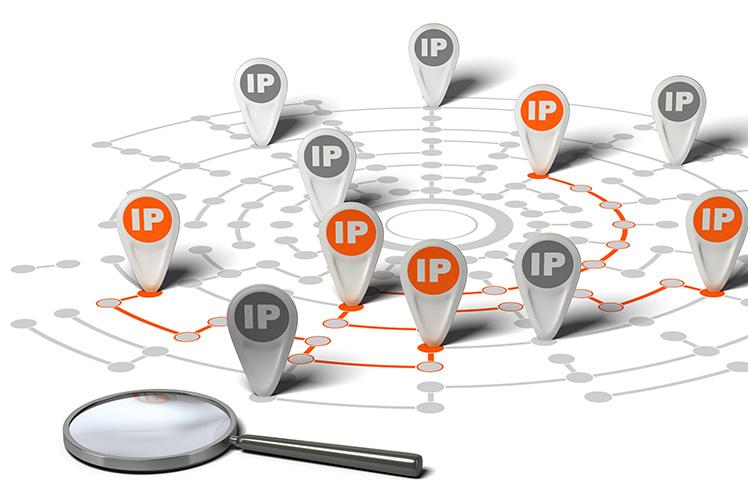 ドコモ光 IPアドレス