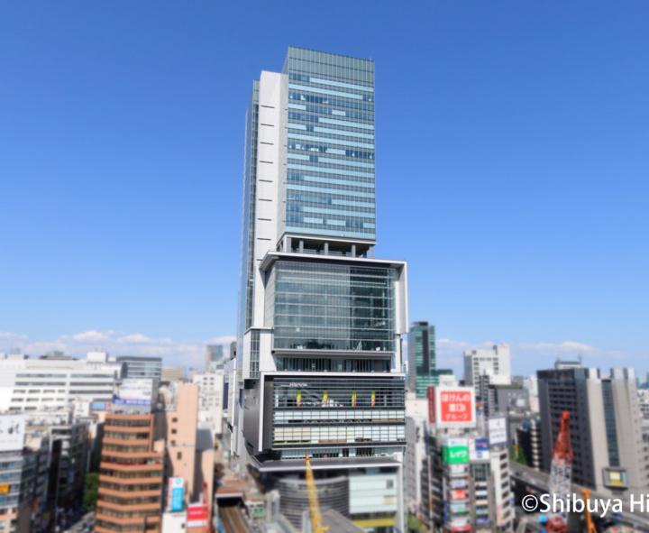 渋谷ヒカリエへオフィス移転のお知らせ